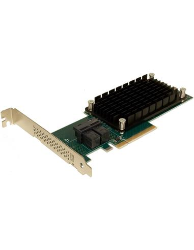 ATTO ExpressSAS x8 PCIe Gen3.0 to 12Gb SAS/SATA 8 Int Port Low Profile