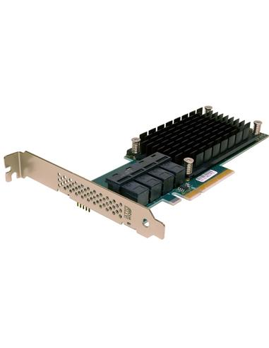 ATTO ExpressSAS x8 PCIe Gen3.0 to 12Gb SAS/SATA 16 Int Port Low Profile