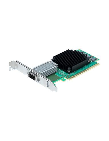 ATTO FastFrame3 Single Channel 25-40-50-100GbE x16 PCIe 3.0 QSFP28