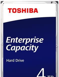 Toshiba Enterprise 4TB SATA 6.0GB/s 7200rpm 128MB 3.5""