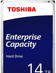 Toshiba Enterprise 14TB SATA 6.0GB/s 7200rpm 256MB 3.5-in
