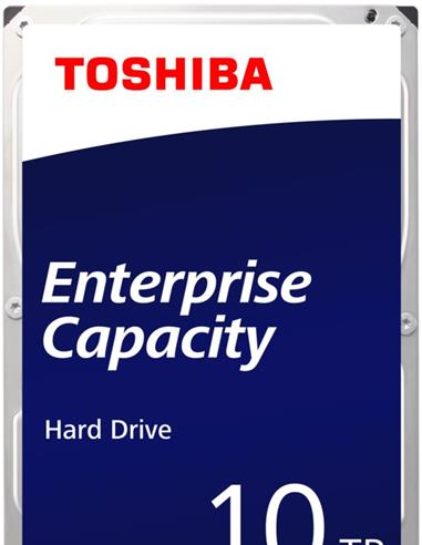 "Toshiba Enterprise 10TB SAS 12Gb 7200rpm 256MB 3.5"" - Canon Digital Incluido"