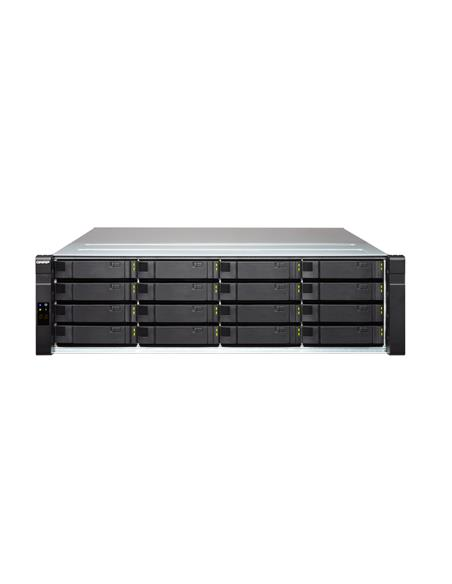 16-Bay SAS 12Gb/s JBOD Enclosure for Enterprise ZFS NAS, 2 Mini-SAS SFF-864