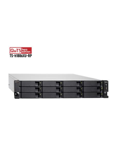 Intel® Xeon® D-1622, 4 cores / 8 threads 2.6 GHz, boost up to 3.20 GHz, 32GB RAM